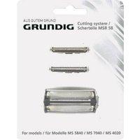 Grundig Msr 58 Foil And Cutter Black 1 Set