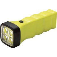 AccuLux Four LED EX Cordless handheld searchlight Ex Zoning: 1, 2, 21, 22 50 m