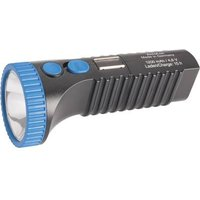 AccuLux PowerLux LED (monochrome) Torch rechargeable 200 lm 6 h 215 g