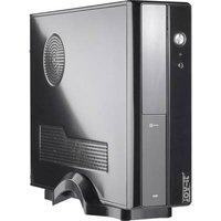 LC Power 1400 Desktop PC casing Black