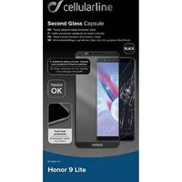 CELLULAR LINE Second Glass Capsule for Honor 9 Lite