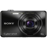 Fotokamera, Sony, »DSC-WX220B Schwarz« (DSCWX220B.CE3)