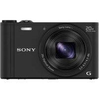 Sony Dsc-Wx350 Cybershot schwarz Kompaktkamera (DSCWX350B.CE3)