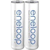 Panasonic Eneloop 2x AA 1900mAh Batterie (BK-3MCCE/2BE)