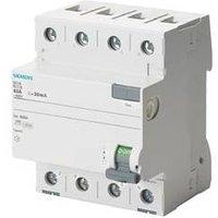 Siemens 5SV43440LA01 FI-Schutzschalter 40A 0.03A 400V