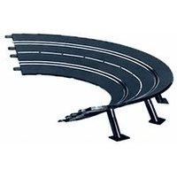Rails Virage serré 1/30° Carrera 20020574 1:32, 1:24 6 pc(s)