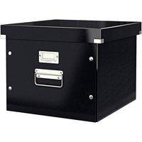 Leitz Hängemappenbox 6046-00-95 Schwarz 1St.