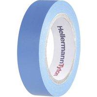 HellermannTyton HelaTape Flex 15 710-00100 Isolierband HelaTape Flex 15 Blau (L x B) 10m x 15mm