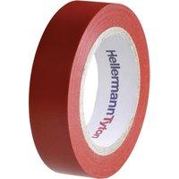 HellermannTyton HelaTape Flex 15 710-00101 Isolierband HelaTape Flex 15 Rot (L x B) 10m x 15mm