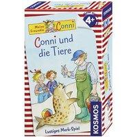 Kosmos 710989 Conni und die Tiere Gemeinschaftsspiele Familienspiel ab 4 Jahre
