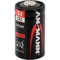 Ansmann CR2 Fotobatterie CR 2 Lithium 750 mAh 3V 1St.