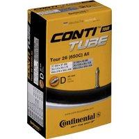 Continental Tour 26 37/559-47-597 DV40 Fahrradschlauch 26 Zoll Dunlopventil (DV)