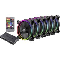 Ventilateur enermax t.b. Rgb led - 120mm 6er set