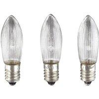 Hellum 910131 Ersatzlampen 3 St. E10 5V
