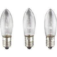 Hellum 915136 Ersatzlampen 3 St. E10 48V