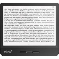 Tolino vision 5 eBook-Reader 17.8cm (7 Zoll) Schwarz