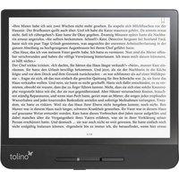 Tolino epos 2 eBook-Reader 20.3cm (8 Zoll) Schwarz