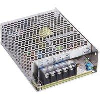 Dehner Elektronik Sunpower DC/DC-Einbaunetzteil 1,6A 77W 48 V/DC Stabilisiert SDS 075L-48