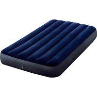 Intex 64757 Luftbett Classic Downy 99 x 191cm Blau