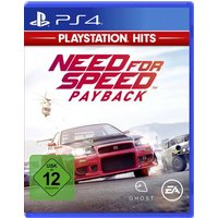 PS4 Need for Speed Payback PS Hits PS4 USK: 12