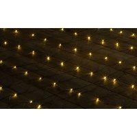 Sygonix Weihnachtsbaum-Beleuchtung Außen 230 V/50Hz 96 LED Warmweiß (L x B) 300cm x 300cm