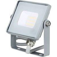 V-TAC VT-10 GR 3000K 430 LED-Flutlichtstrahler 10W Warmweiß