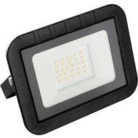 Heitronic 501027 LED-Flutlichtstrahler 20W Warmweiß