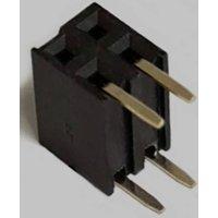 BKL Electronic Buchsenleiste (Standard) Anzahl Reihen: 2 Polzahl je Reihe: 2 10122240 Tube