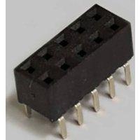 BKL Electronic Buchsenleiste (Standard) Anzahl Reihen: 2 Polzahl je Reihe: 5 10122224 Tube