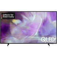 Abbildung Samsung GQ50Q60A QLED-TV 125cm 50 Zoll EEK G (A - G) Twin DVB-T2/C/S2, UHD, Smart TV, WLAN, PVR read