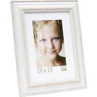Deknudt S221H1 10X15 Bilder Wechselrahmen Papierformat: 10 x 15cm Weiß