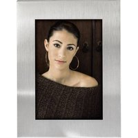 Hama 63816 Bilder Wechselrahmen Papierformat: 13 x 18cm Silber