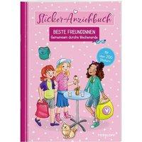 Sticker-Anziehbuch Beste Fr. Reiterhof