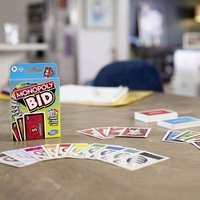 Hasbro F1699100 Monopoly Kids Kartenspiel F1699100