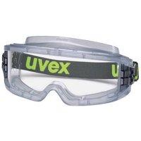 Uvex ultravision 9301105 Vollsichtbrille inkl. UV-Schutz Transparent DIN EN 166, DIN EN 170