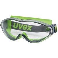 Uvex ultrasonic 9302275 Vollsichtbrille inkl. UV-Schutz Grau, Grün DIN EN 166, DIN EN 170