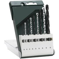 Bosch Accessories 2609255482 9teilig Universal-Bohrersortiment
