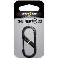 NITE Ize NI-SB2-03-01 Karabiner S-Biner Gr. 2 50mm x 22mm 1St.