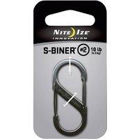NITE Ize NI-SB2-03-11 Karabiner S-Biner Gr. 2 50mm x 22mm 1St.