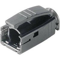 Telegärtner STX Knickschutztülle für RJ45-Stecker H86011A0001 Grau H86011A0001 1St.