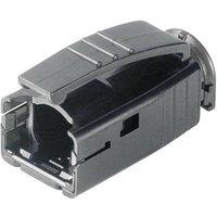 Telegärtner STX Knickschutztülle für RJ45-Stecker H86011A0006 Schwarz H86011A0006 1St.