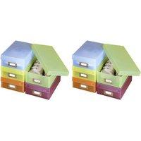 Wenko Multi-Boxen, 10er Set