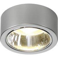 112284 CL 101 Deckenleuchte Energiesparlampe GX53 11W Grau