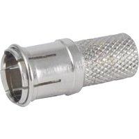 F-Quick-Schraubstecker SAT Kabel-Durchmesser: 7mm