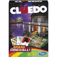 Hasbro B0999 Cluedo Kompakt B0999