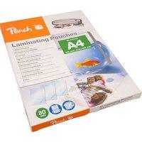 Peach Laminierfolie DIN A4 80 micron glänzend 100St.