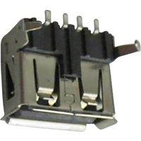 Connfly USB A Einbaubuchse Buchse, Einbau horizontal DS1095-BNM0 DS1095-BNM0 Inhalt
