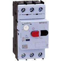 WEG MPW18-3-U004 Motorschutzschalter einstellbar 4A 1St.