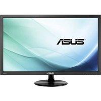 Asus VP278H LED-Monitor 68.6cm (27 Zoll) EEK B (A+++ - D) 1920 x 1080 Pixel Full HD 1 ms HDMI®, VGA