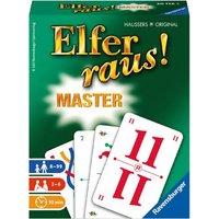 Ravensburger jeux 20756-elfer raus master jeu de cartes